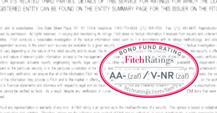 Fitch Rating Reaffirmed cover image