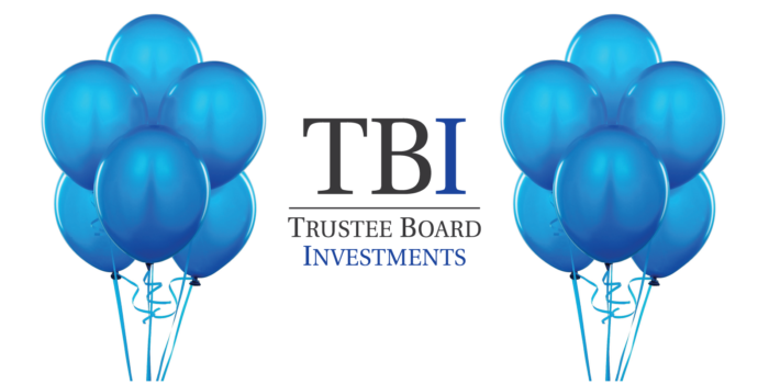 Trusteeboard Investments 25 years
